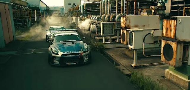 「日産GT-R」と「トヨタ86」が工場構内を駆け抜ける!トーヨータイヤが最新CMを公開。