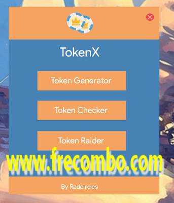 TOKENX | DISCORD MULTITOOL | GENERATE TOKENS, RAID, SPAM & MORE
