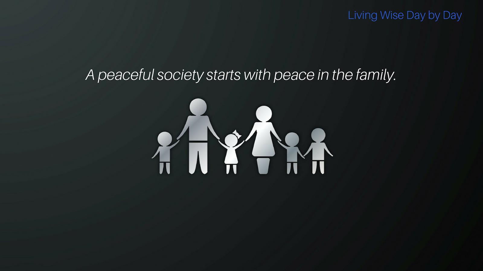 Healthy Children Positive Family Dynamics