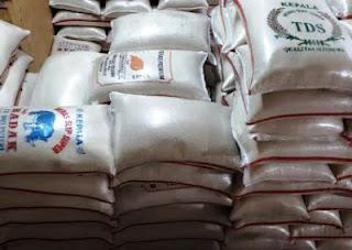 jual beras murah kota Tangerang Selatan