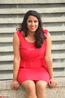 Shravya Reddy in Short Tight Red Dress Spicy Pics ~  Exclusive Pics 053.JPG