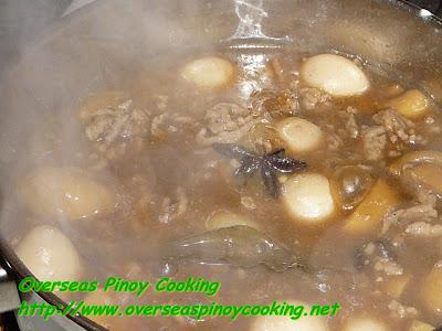 Asadong Pork Giniling - Cooking Procedure