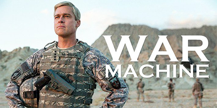 War Machine Netflix
