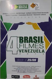 Festival, Brasil, Venezuela, Películas