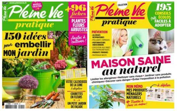 magazine , femme  , cuisine  , jardinage