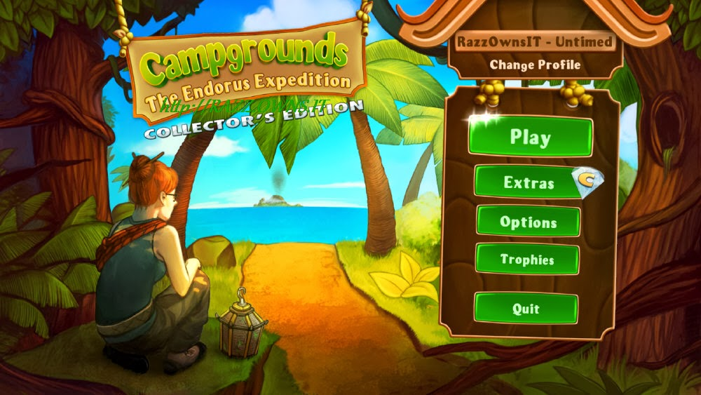 Campgrounds: The Endorus Expedition Collector's Edition Game Hack