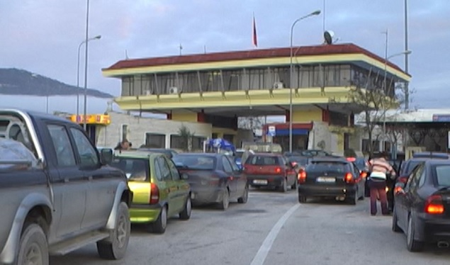 Albania-Greece border blocked by Athens due to technical defects