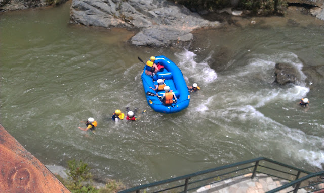 River rafting desde Jarabacoa