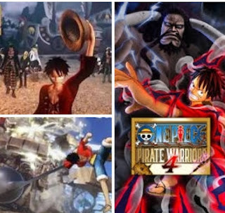 Spesifikasi (System Requirements) PC/Laptop untuk Memainkan Game One Piece : Pirate Warriors 4