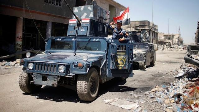 """مقتل 4 من ظباط القوات الأمنية بهجوم لـ """"داعش"""" في كركوك"""