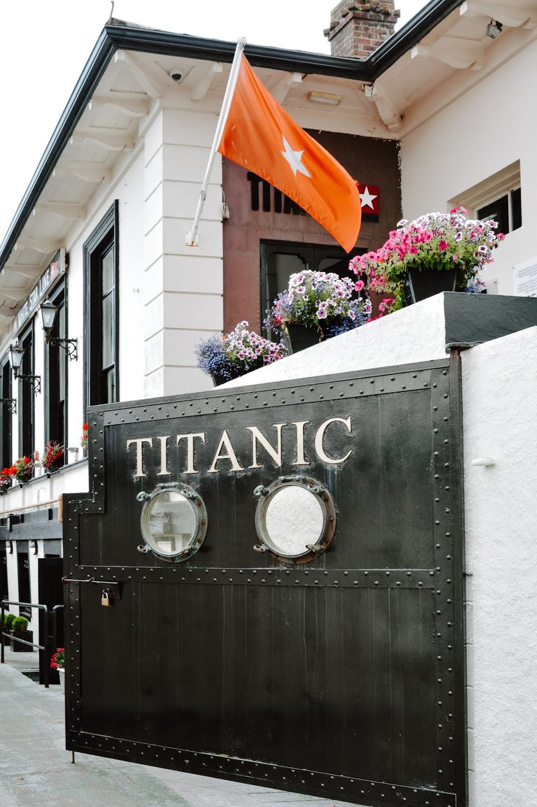 Titanic Cobh Ireland