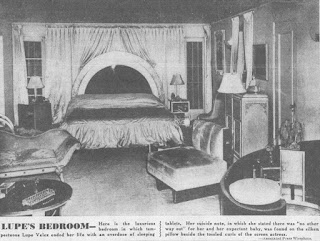 Lupe Velez Bedroom