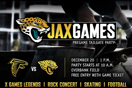 Jax Games at Everbank Field - Instaramp vs Jacksonville Jaguars