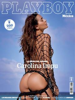 Playboy México – Junio 2019