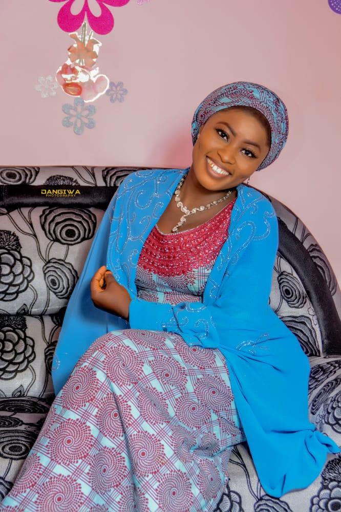 Congratulations to actress Amina doko celebrate her birthday today