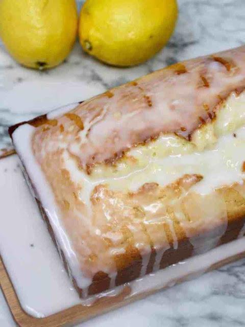 Starbucks Iced Lemon Loaf