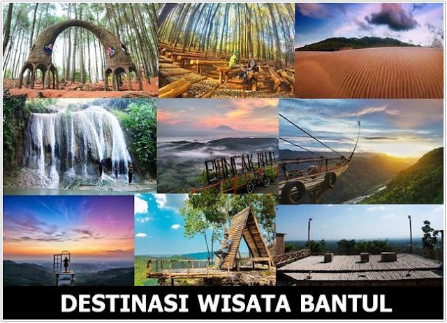 10 Top Destinasi Wisata Bantul