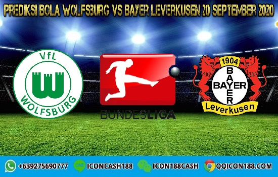 Prediksi Skor Wolfsburg vs Bayer Leverkusen 20 September 2020