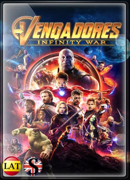 Avengers: Infinity War (2018) HD 1080P LATINO/INGLES