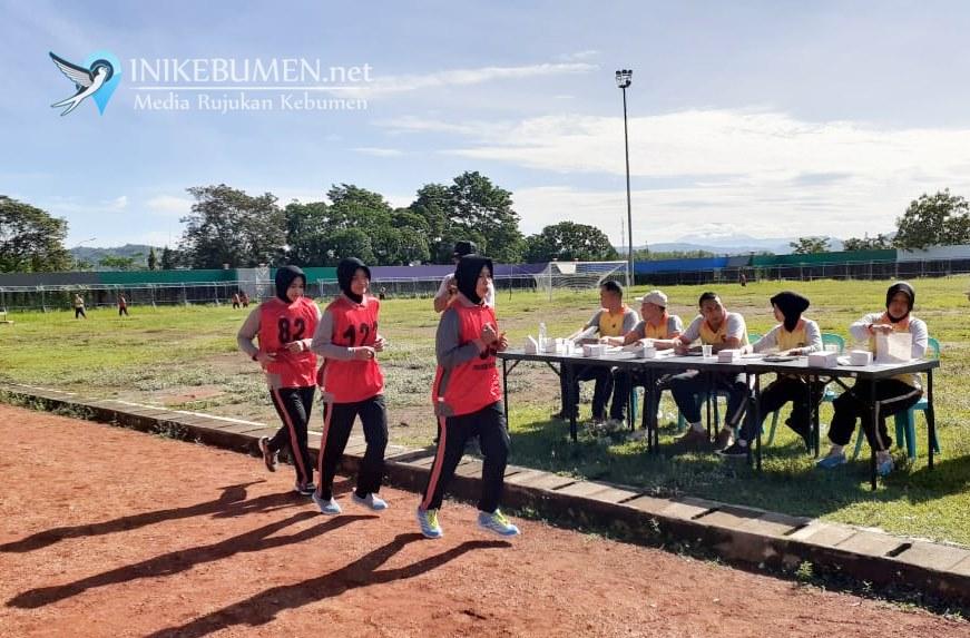 Tiga Hari, TKJ Polres Kebumen Digelar di Stadion Candradimuka