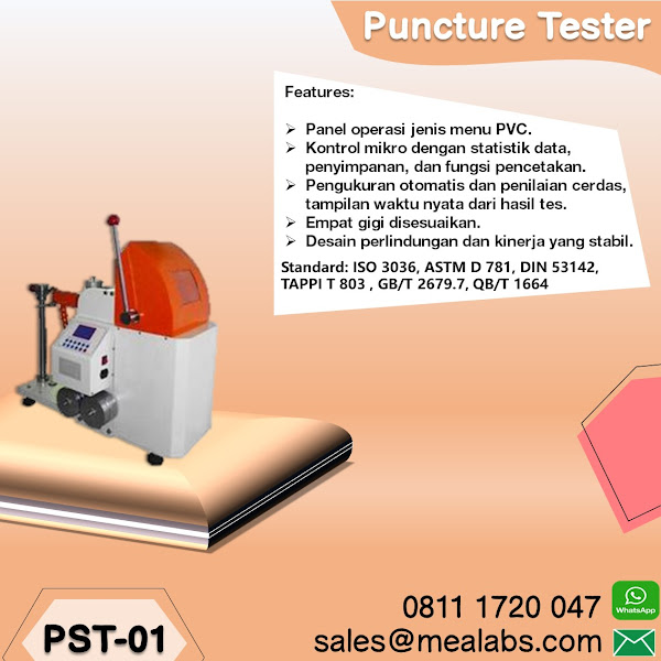 PST-01 Puncture Tester