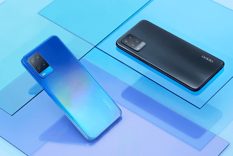 OPPO A54 with Helio P35 and ColorOS 7.2 launched in Indonesia!