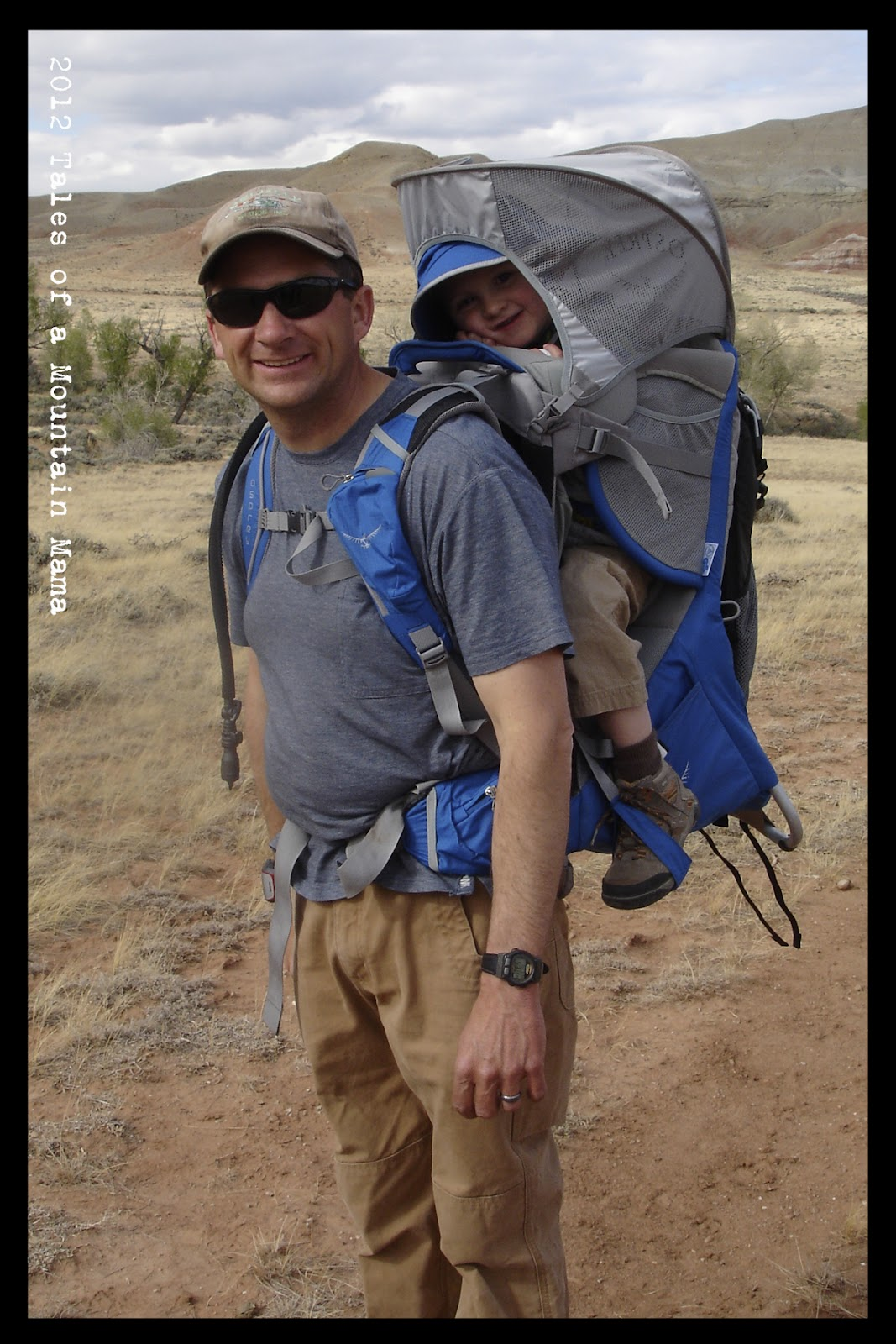 Osprey Poco Plus Kid Carrier *Gear Review* - Tales of a ...