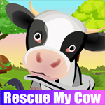 Play Games4King Rescue My Cow …