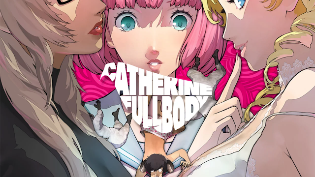 Catherine: Full Body Impressions Ranneveryday