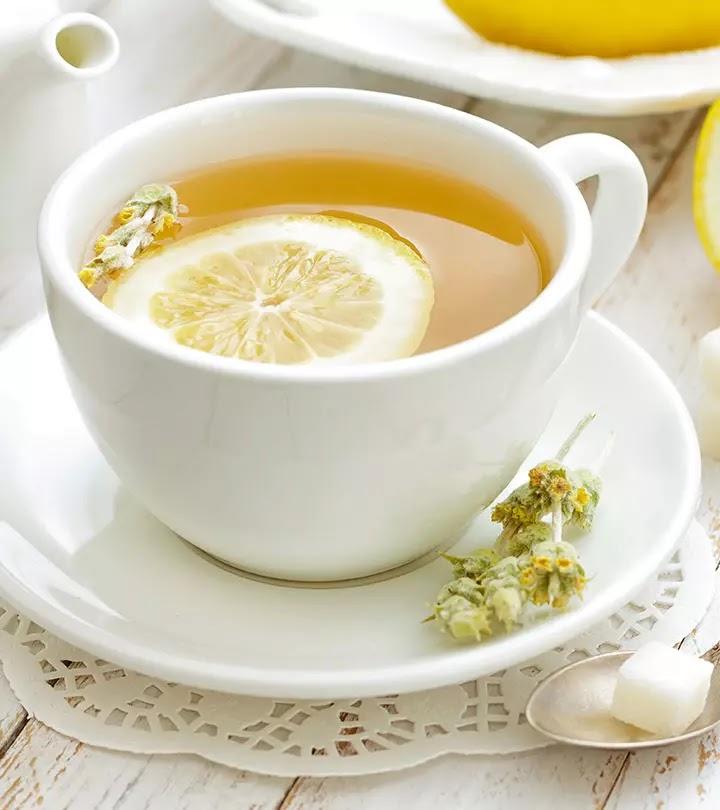 شاي الليمون: الفوائد ، وكيفية صنعه ، والمخاطر