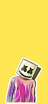 خلفيات مارشميلو للموبايلات  أحلي صورمارشميلو للهواتف الذكية الايفون والأندرويد خلفيات مارشميلو للايفون خلفيات  مارشميلو Marshmello والبحر للهواتف الذكية الايفون والأندرويد  صور  مارشميلو Marshmello