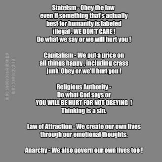Hierarchy VS Anarchy meme anarchist anarchism spiritual anarchism
