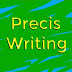 Hints on PRECIS Writing