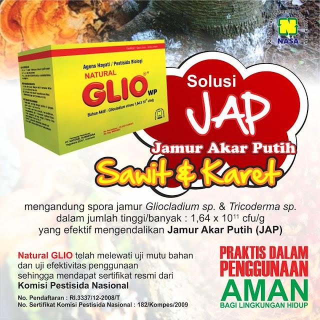 Agens Hayati Natural Glio (Gliocladium)