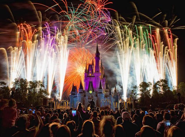 Parque Magic Kingdom Disney