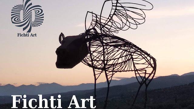 1ο Fichti Art Festival 30/7 έως 2/8/2021 στα Φίχτια (Μυκήνες)