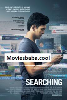 Searching (2018) Full Movie Dual Audio Hindi Blu-Ray 720p