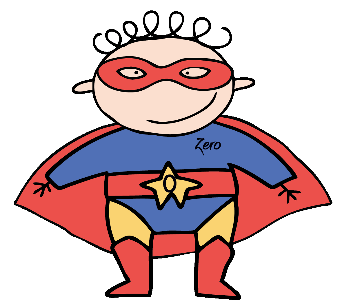 Tuesday was the 10th day of school, so that meant that we had our first  visit from Zero the Hero! We are counting the days we come to school on our  100 ...