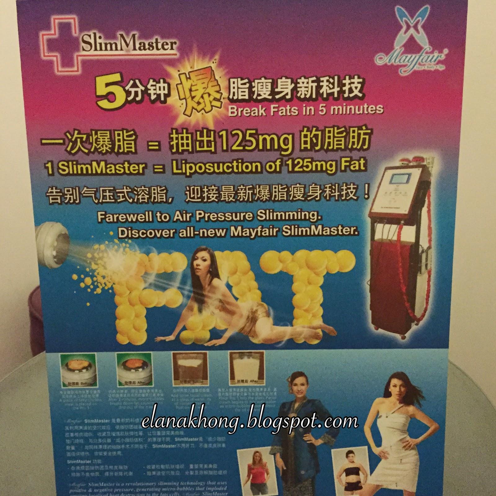 mayfair slimming kl