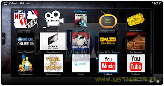 Add-On - YouMusic - KODI - Escute e assista as suas musicas preferidas