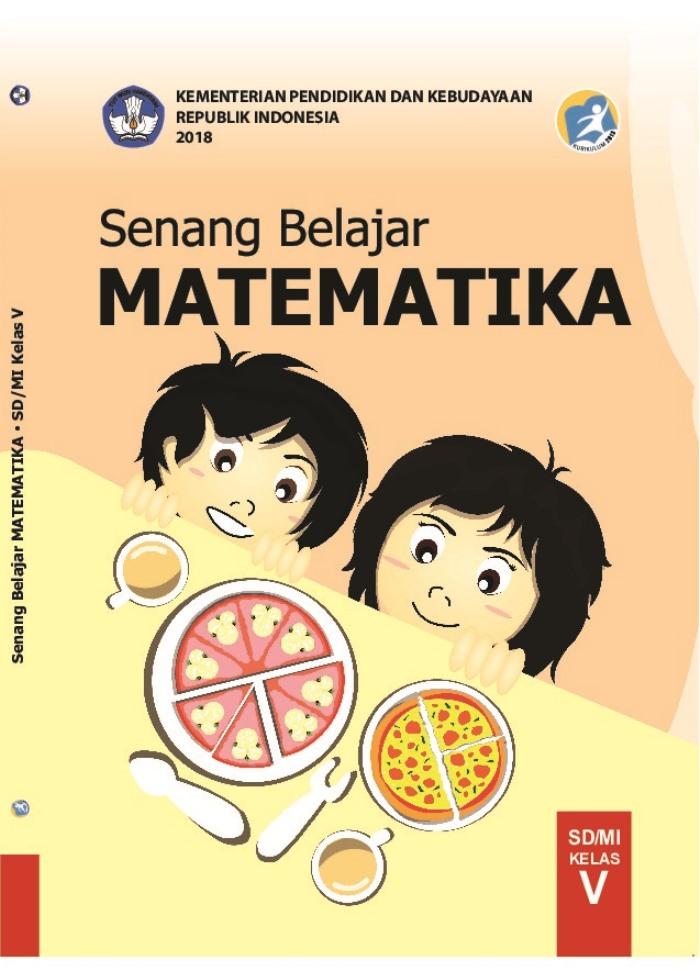 Buku Siswa SD Kelas 5 Senang Belajar Matematika