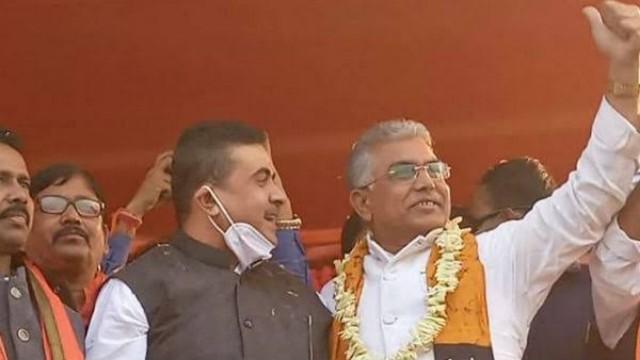BJP is going to court demanding recount