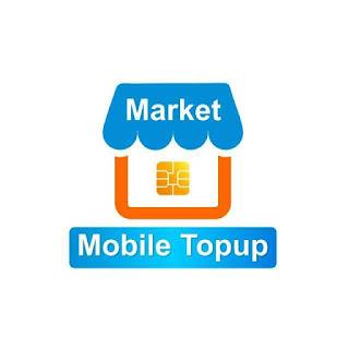 Aplikasi Android MA Mobile Topup Market Pulsa