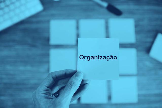 Organizar o dia do trabalho