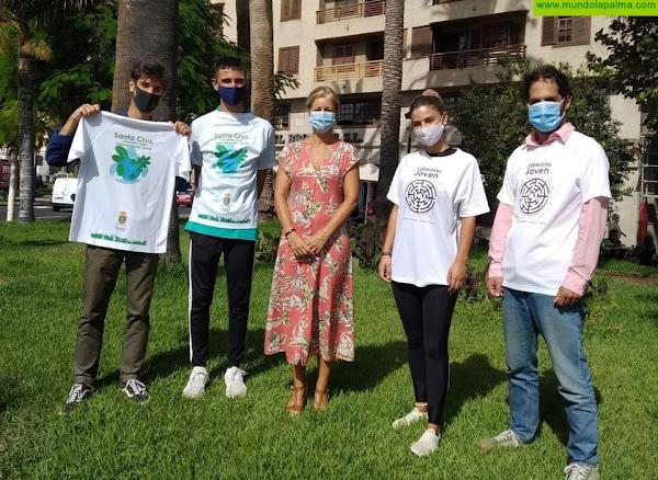 Juventud desarrolla un proyecto para la limpieza y recogida de residuos de rincones de la capital