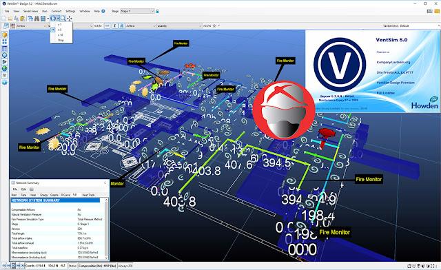 Ventsim Design Premium v5.2.6.9