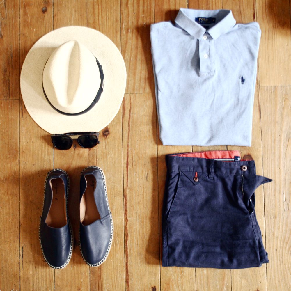 BLOG-MODE-HOMME-VOYAGE-STYLE_polo-été-lacoste-ralph-lauren-sandales-margiela-inspiration-look-house-of-fraser-tshirt-shorts