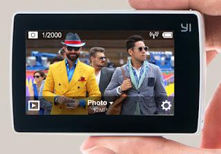 Kekurangan dan Kelebihan Action Camera Xiaomi Yi 4K