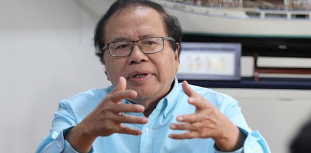 "Rizal Ramli Soal Presidential Treshold: ""Mereka Takut Banget Saya Gugat.."""