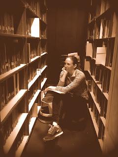 Rebecca M. Fullerton, Archivist